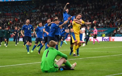 VIDEO: Loạt penalty định mệnh giữa Anh và Italia tại chung kết EURO 2020