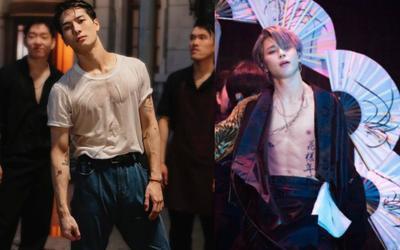 7 idol K- Pop cơ bắp đẹp nhất: Hai thành viên của BTS hay Taecyeon cũng phải chịu thua anh chàng này!