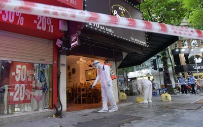 Hà Nội: Thêm 3 ca dương tính SARS-CoV-2, trong đó có 1 F1 thuộc chùm ca bệnh liên quan TP Hồ Chí Minh