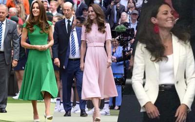 Công nương Kate chiếm spotlight với style thanh lịch tinh tế tại các sự kiện thể thao hàng đầu thế giới