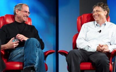 Gần 20 năm trước, Bill Gates đã thán phục tài năng của Steve Jobs như thế nào?