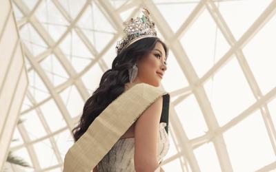 Hoa hậu Phương Khánh làm giám khảo Miss Earth Philippines 2021