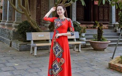 Tư vấn chọn mua áo dài đẹp, nổi tiếng đất Bắc từ Đỗ Tiến Vũ