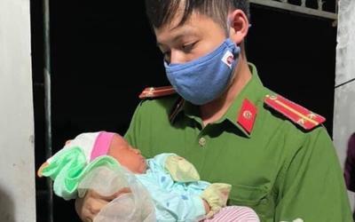 Bé trai sơ sinh bị bỏ rơi cùng mảnh giấy: 'Tôi là mẹ đơn thân, không có điều kiện nuôi'