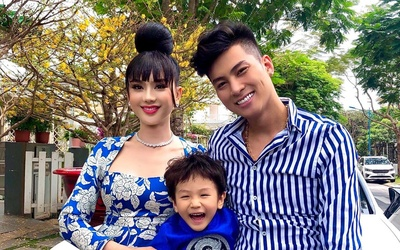 Sướng như Lâm Khánh Chi, được chồng trẻ cưng chiều hết nấc vào mùa dịch