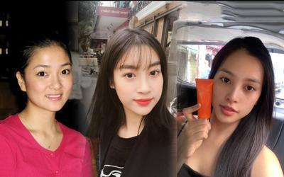 Ai sẽ là hoa hậu của các hoa hậu nếu lấy tiêu chí mặt mộc: Đặng Thu Thảo, Mỹ Linh hay Tiểu Vy?