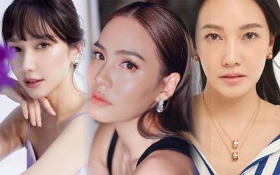 Hội 'chị đại' làng giải trí Thái Lan đồng loạt quay trở lại màn ảnh nhỏ