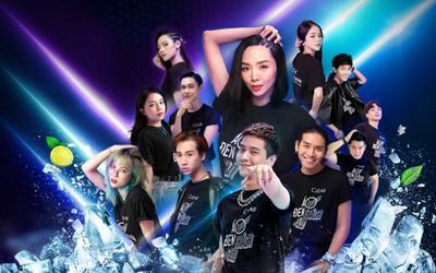 12 sao Việt kêu gọi được gần 7.000 người mặc áo đen vì một ý nghĩa đặc biệt!