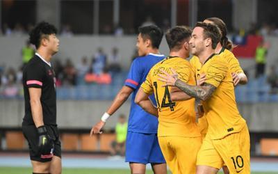 Đối thủ lớn của tuyển Việt Nam mất lợi thế ở vòng loại thứ 3 World Cup 2022?