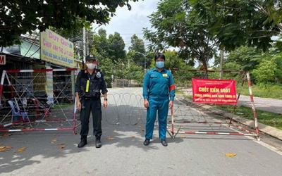 TP Thủ Đức phong tỏa thêm phường Tam Phú để phòng chống dịch Covid-19