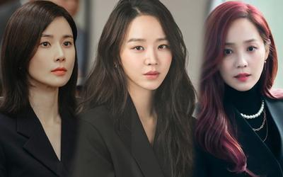 8 nữ diễn viên Hàn Quốc có diễn xuất đỉnh nhất trong năm nay: Hai bóng hồng của Ji Sung đồng loạt góp mặt