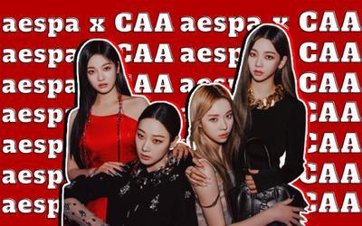 aespa bắt tay với công ty của Ariana Grande và Beyoncé, chuẩn bị khai pháo thị trường xứ Cờ Hoa