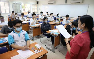 Đề nghị 2 Đại học Quốc gia tổ chức thi đánh giá năng lực cho thí sinh không thể thi tốt nghiệp đợt 1 và 2