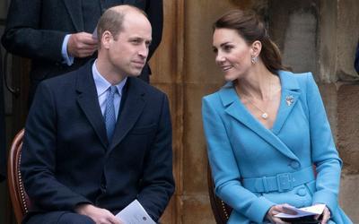 7 quy tắc hoàng gia chỉ Hoàng tử William và Kate Middleton phải tuân thủ