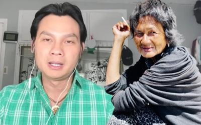 NSƯT Kim Tiểu Long bị hăm dọa không cho gặp Kim Ngân: 'Tôi gặp chị ấy có người dọa kiện'