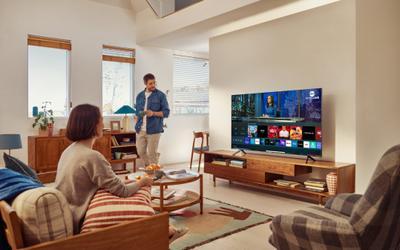 Khi làm việc và giải trí tại nhà không còn là trở ngại