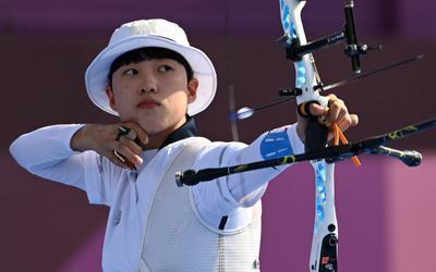 Giành 2 huy chương vàng Olympic, nữ cung thủ An San vẫn bị fan Hàn Quốc miệt thị