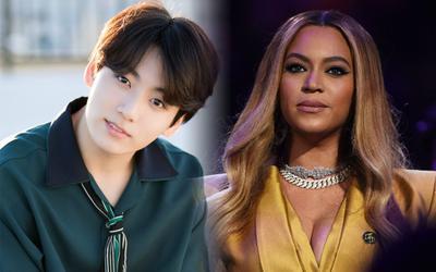 Beyoncé vô cùng thích ca khúc solo của Jungkook (BTS), fan mong chờ ngày hợp tác