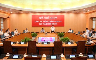 Chủ tịch Hà Nội: Những ngày giãn cách còn lại rất quan trọng, thực hiện nghiêm mới có cơ hội tìm hết F0