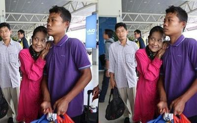 Cặp đôi bà 71 tuổi – cháu 16 tuổi muốn sinh con, chồng trẻ từng nhốt vợ trong nhà vì sợ mất