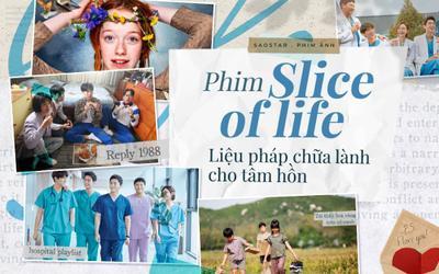 Phim Slice Of Life - Liệu pháp chữa lành cho tâm hồn