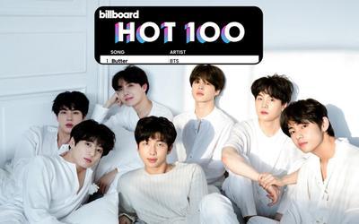 Quá ấn tượng: BTS có ca khúc đạt no.1 lâu nhất trên Billboard trong năm 2021