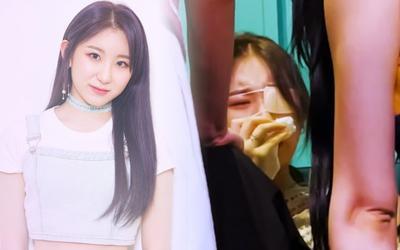 Tham gia chương trình nhảy, Chaeyeon (cựu thành viên IZ*ONE) bị phân biệt đối xử đến bật khóc