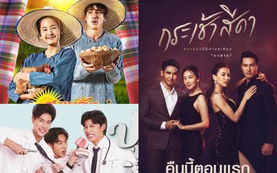 Top 10 phim Thái hay mà khán giả có thể 'cày' trong mùa dịch (P2): Không thể bỏ qua 'Đóa hoa tham vọng'