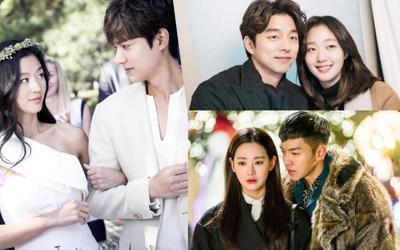 Những cuộc tình lạ đời nhất trên phim Hàn: Kim Go Eun si mê yêu tinh, Lee Min Ho yêu nàng tiên cá