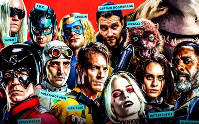 'Biệt đội tấu hài' của 'The Suicide Squad' hóa ra lại toàn người quen từng góp mặt trong phim Marvel