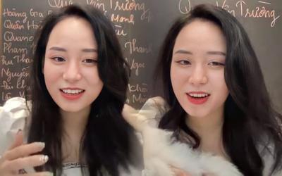 Minh Thu livestream dạy học Vật lý: 'Danh xưng cô giáo có lẽ không phù hợp, mình xin rút lại'