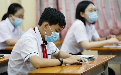 TP.HCM công bố điểm chuẩn lớp 10 chuyên, tích hợp năm học 2021 - 2022