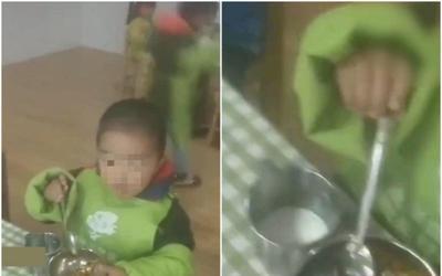 Trẻ mầm non bị bỏ đói vì quên đóng tiền, cô giáo còn quay clip gửi phụ huynh để 'nhắc nhở' gây phẫn nộ