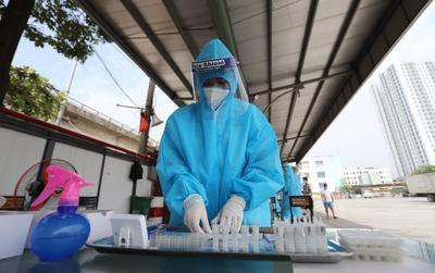 Hà Nội ghi nhận 19 ca dương tính với SARS-CoV-2, trong đó có 8 ca cộng đồng