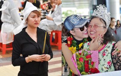 Mẹ ruột đột ngột qua đời, Phi Thanh Vân đau đớn thổ lộ: 'Con nợ mẹ cuộc sống của mình'