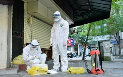 Hà Nội: Thêm 58 người nhiễm Covid-19, tổng số ca mắc trong ngày là 101