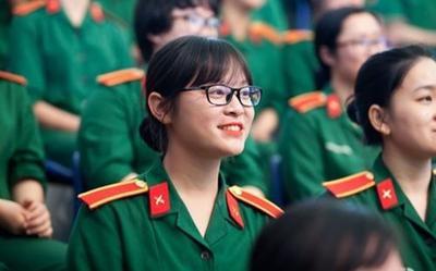 Trường Quân đội xét kết quả học bạ THPT đối với thí sinh đặc cách tốt nghiệp