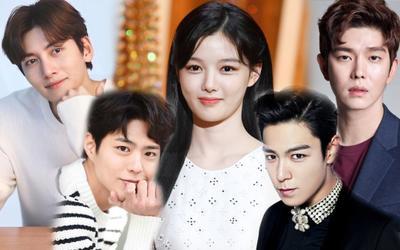Hội mỹ nam sánh đôi với Kim Yoo Jung trên phim Hàn: Ahn Hyo Seop và Park Bo Gum xứng danh cực phẩm
