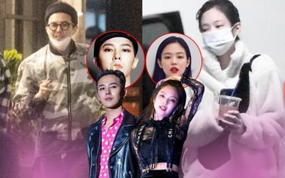 Gần nửa năm bị 'tóm sống' hẹn hò, tình trạng yêu đương hiện tại của G-Dragon và Jennie ra sao?