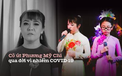 Ca sĩ Phương Quế Như - cô út Phương Mỹ Chi qua đời vì nhiễm COVID-19
