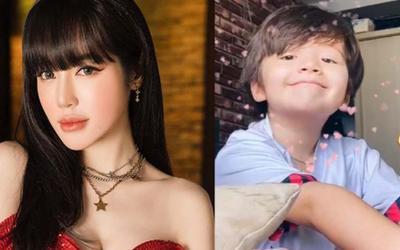Elly Trần chia sẻ clip con trai xuất hiện như mỹ nam Hàn, chỉ cần mỉm môi đã 'tỏa nắng'