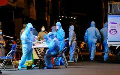 Chiều 16/8: Hà Nội phát hiện một ca dương tính với SARS-CoV-2 tại cộng đồng