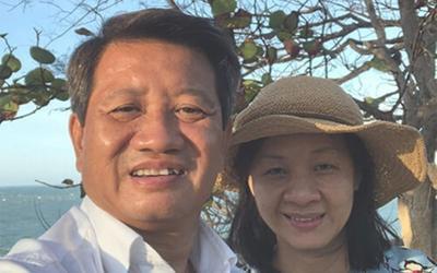 Ông Đoàn Ngọc Hải khoe tấm 'hộ chiếu tình yêu', tự tin về nhà thăm bà xã sau 2 tháng xa cách
