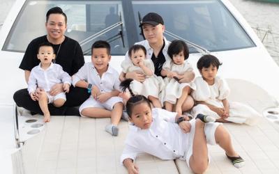 Bị hỏi: 'Trong 9 bé có 2 bé yêu nhau, anh có chấp nhận không', Đỗ Mạnh Cường trả lời cực kì thuyết phục