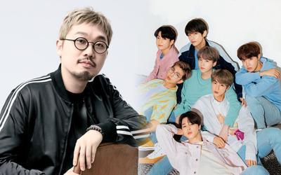 Bất ngờ chưa: Nhà sản xuất âm nhạc của BTS kiếm tiền gấp chục lần Chủ tịch hãng motor