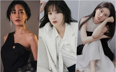 Điểm danh top 9 'chị đẹp' hack tuổi của hội thượng lưu trên màn ảnh Hàn
