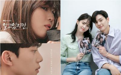Song Kang – Han Soo Hee hé lộ 'bí mật hậu trường' trước thềm 'Nevertheless' đóng máy
