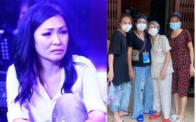 Phương Thanh bức xúc khi bị đồn 'mẹ và con gái đã chết mà giấu'