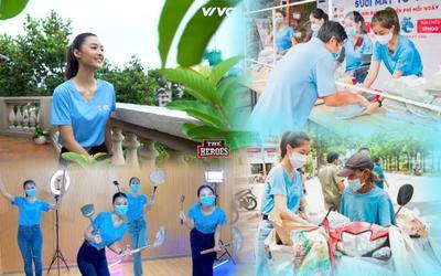 Dàn cameo 'đắt giá nhất Việt Nam' tham gia MV kêu gọi chống dịch của Lona tại The Heroes