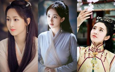 6 sao nữ Cbiz vào vai 'đệ nhất mỹ nhân': Dương Mịch được khen ngợi, Dương Tử bị chê non nớt